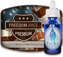 Εικόνα της HALO – Freedom Juice (30ml)