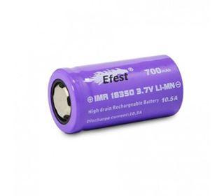 Εικόνα της eFest IMR 18350-P10.5A (Flat Top)