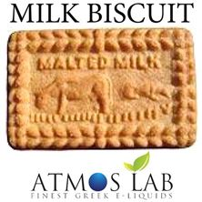 Εικόνα της ATMOS LAB FLAVOR 10ML MILK BISCUIT