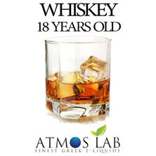 Εικόνα της ATMOS LAB FLAVOR 10ML WHISKEY 18yo