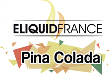 Εικόνα της Eliquid France Flavor 10ml Pina Colada