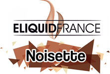 Εικόνα της Eliquid France Flavor 10ml Hazelnut