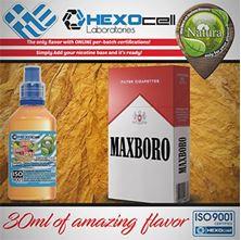 Εικόνα της 30 - 60ML NATURA Maxboro-Flavor Shots