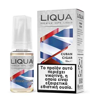 Εικόνα της Liqua New Cuban Cigar 10ml