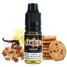 Εικόνα της Eliquid France Famous 10ml